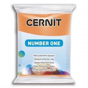 Cernit Cernit Nr 1 56 gram Oranje 752