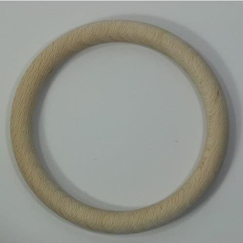 CraftEmotions Houten ring beuken blank