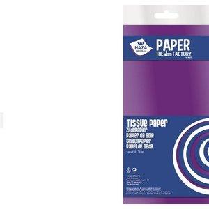 Haza Haza Zijdevloeipapier wit 18 grams 5 vellen 50x70cm