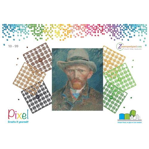 PixelHobby Pixelhobby Geschenkverpakking 5640 Zelfportret Vincent van Gogh
