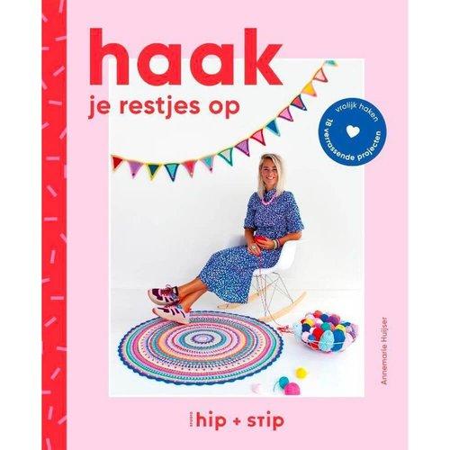 Haakboek Haak je restjes op Annemarie Huijser