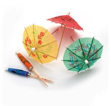 IJsversiering Parasol Assorti