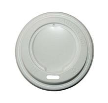 1000st. Deksel wit voor koffiebeker Ø71mm 180ml 6.5oz