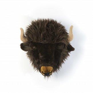 Wild & Soft Dierenkop Trophy Buffel Alex | Wild & Soft