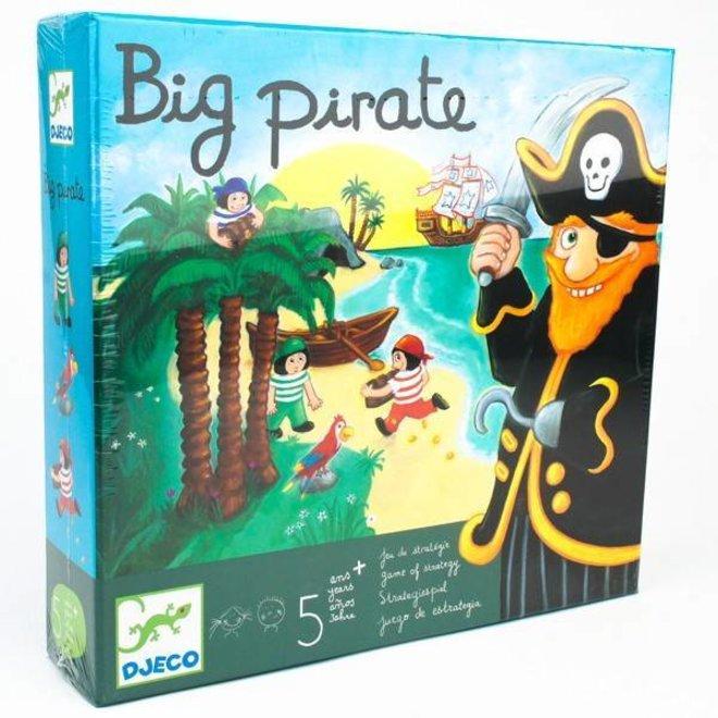 Spannend spel 'Big Pirate' 5+ | Djeco