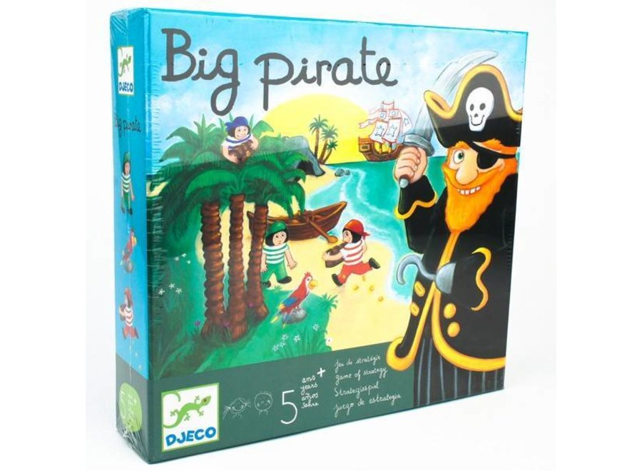 Spannend spel 'Big Pirate' 5+ | Djeco