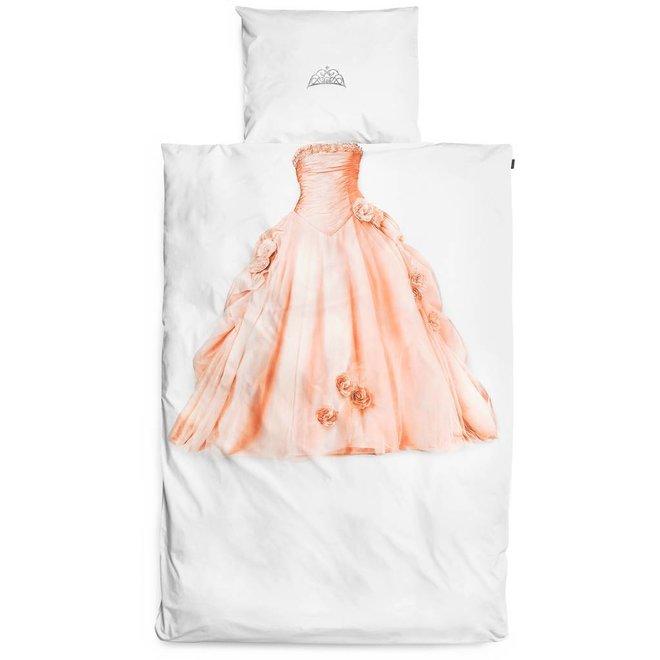 Dekbedovertrek prinses - Roze | Snurk