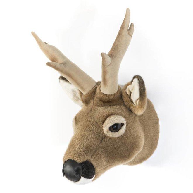 Dierenkop Trophy Ree Toby | Wild & Soft
