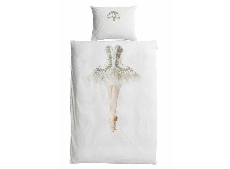 Dekbedovertrek ballerina | Snurk