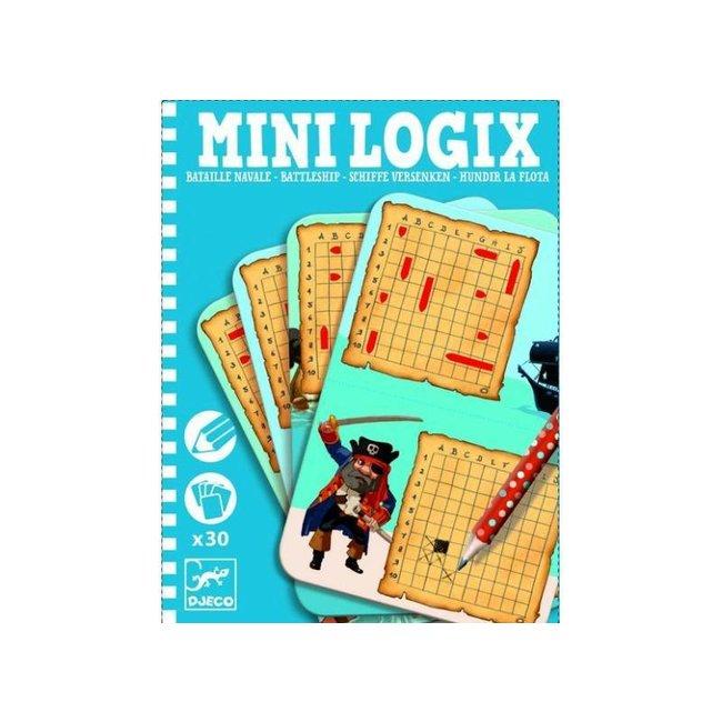 Mini Logix 'zeeslag' | Djeco