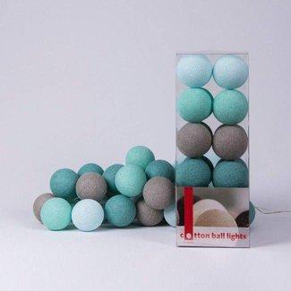 Lichtslinger Mint | Cotton Ball Lights