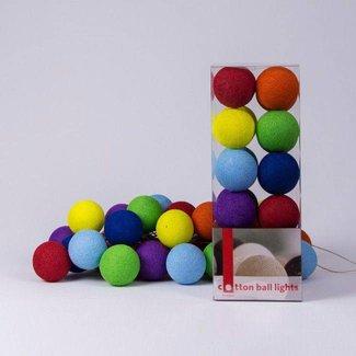Lichtslinger Rainbow | Cotton Ball Lights