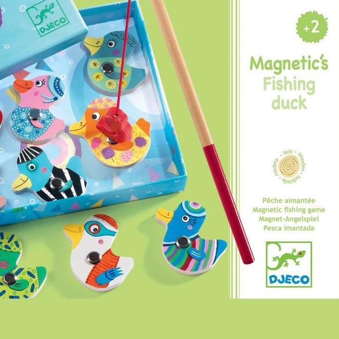 Magnetisch visspel - Eenden vangen | Djeco