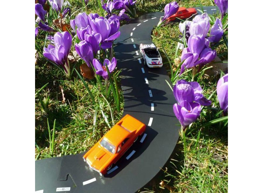 Autobaan Ringweg (12-delige set) | WaytoPlay