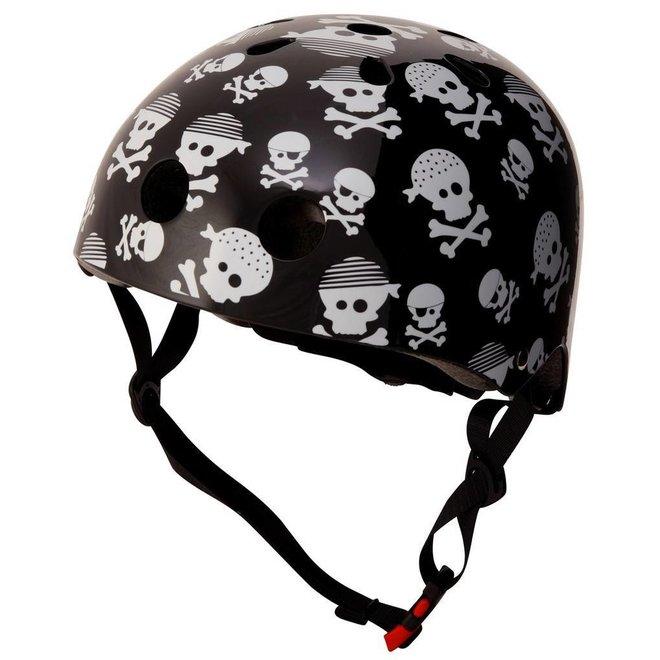 Skate- & fietshelm skulls   Kiddimoto