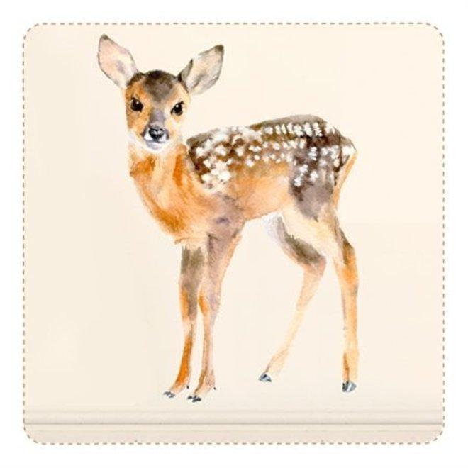 Muursticker Bambi - chocovenyl