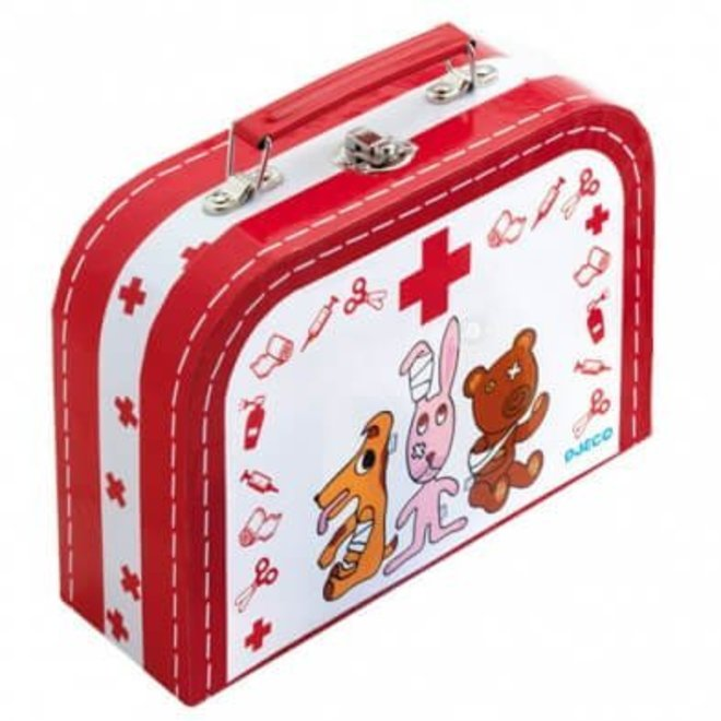 Kofferset dokter / Doktersset Bobodoudou   Djeco