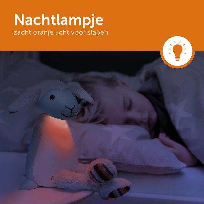 Leeslamp en Nachtlamp FIN grijs   Zazu