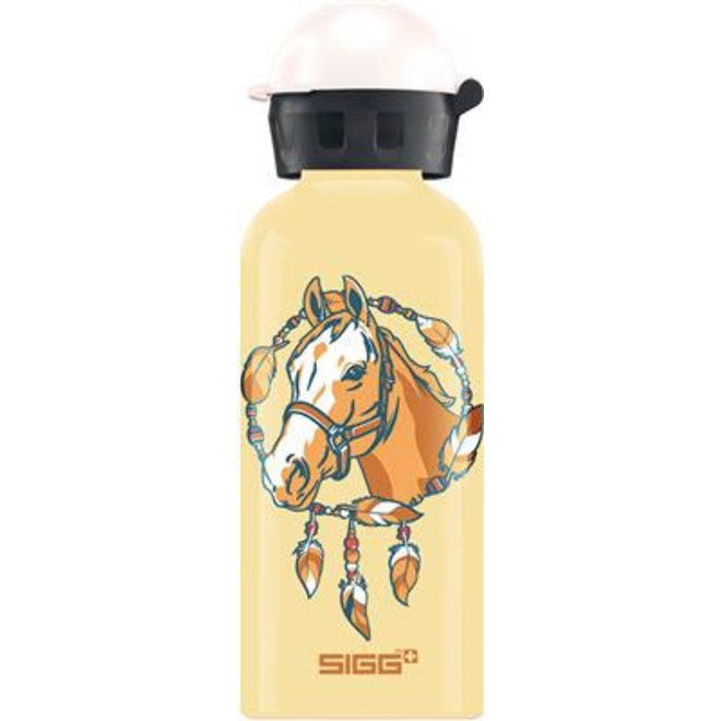 Drinkfles Paardenfamilie 0,4L | Sigg