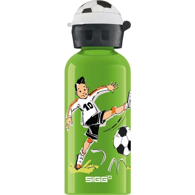 Drinkfles Voetbal 0,4L | Sigg
