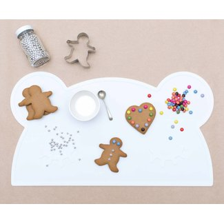 We Might Be Tiny Placemat Bear Wit | We Might Be Tiny