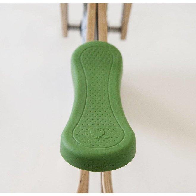 Pimp zadelhoes voor loopfiets recycled edition | Wishbone Bike