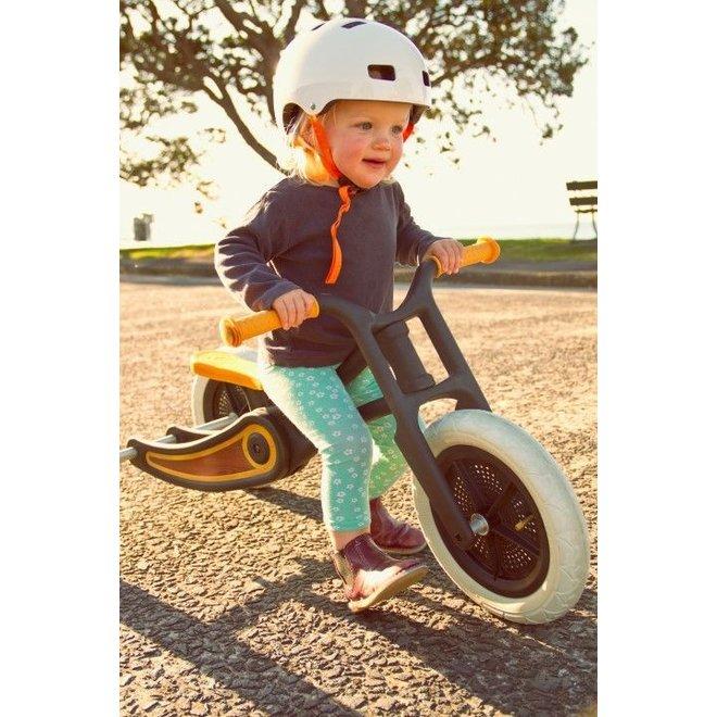 Pimp handvaten voor loopfiets recycled edition   Wishbone Bike