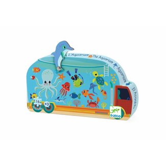 Djeco Puzzel Het Aquarium | Djeco