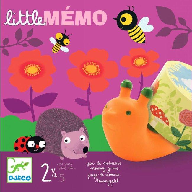 Djeco Memory Spel Little Mémo | Djeco