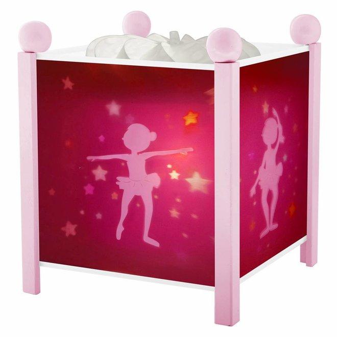 Magische Lantaarn Ballerina Pink | Trousselier