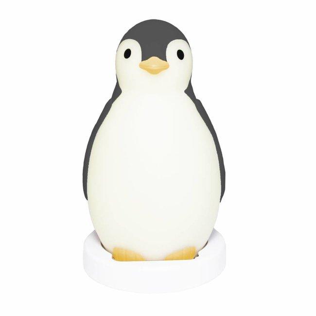 Bluetooth Slaaptrainer Pinguïn PAM Grijs   Zazu