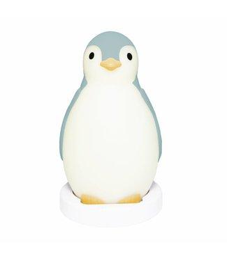 Zazu Bluetooth Slaaptrainer Pinguïn PAM Blauw | Zazu