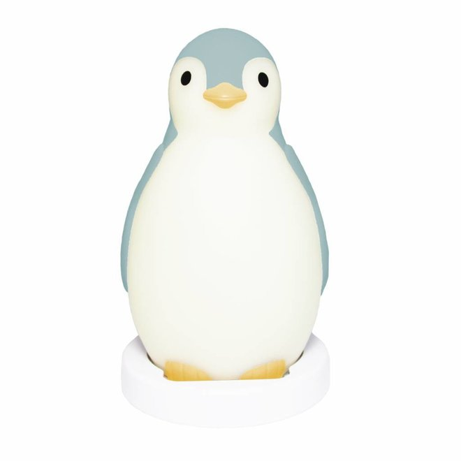 Bluetooth Slaaptrainer Pinguïn PAM Blauw | Zazu