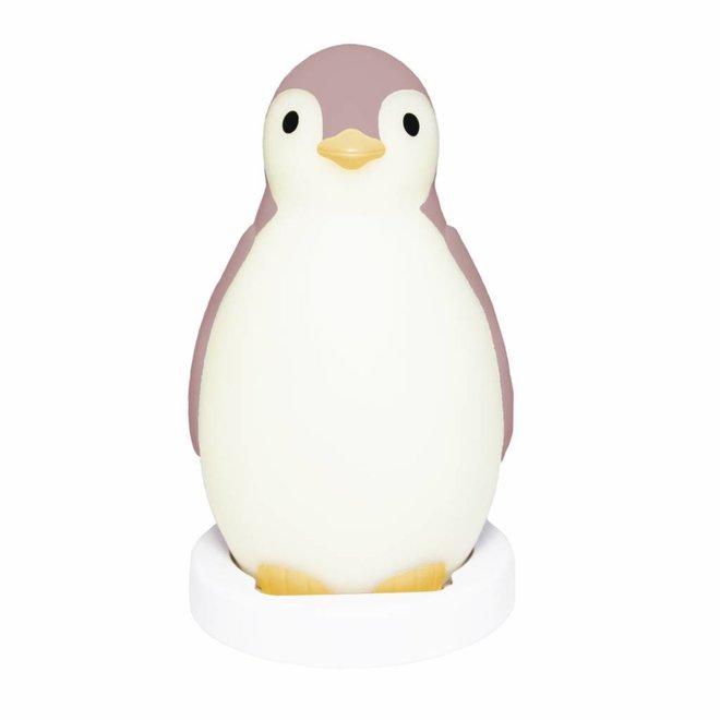 Bluetooth Slaaptrainer Pinguïn PAM Roze   Zazu