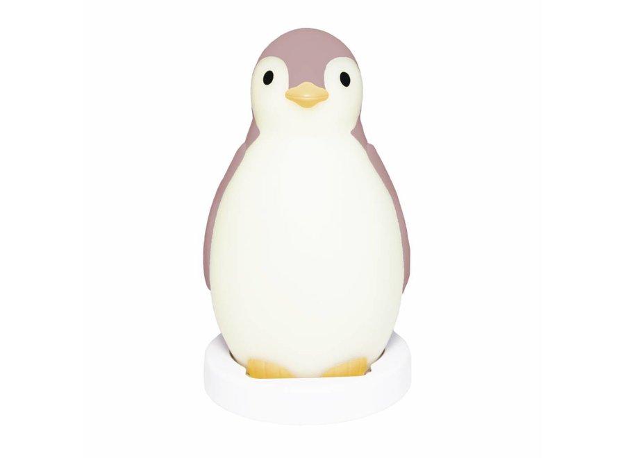 Bluetooth Slaaptrainer Pinguïn PAM Roze | Zazu
