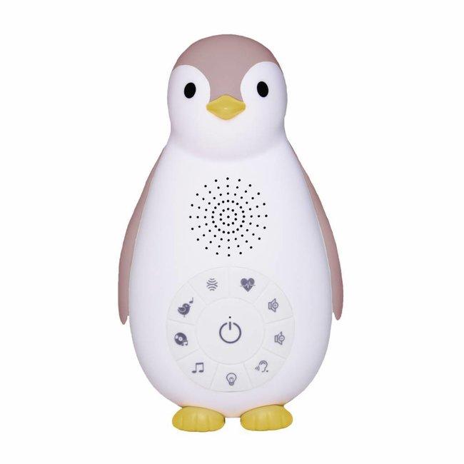 Bluetooth Muziek Box Pinguïn Zoë Roze | Zazu