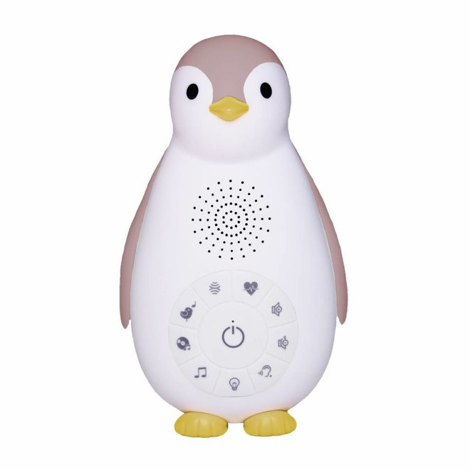 Bluetooth Muziek Box Pinguïn Zoë Roze   Zazu