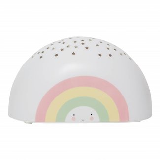 A Little Lovely Company Projecterend Lichtje Regenboog | A Little Lovely Company