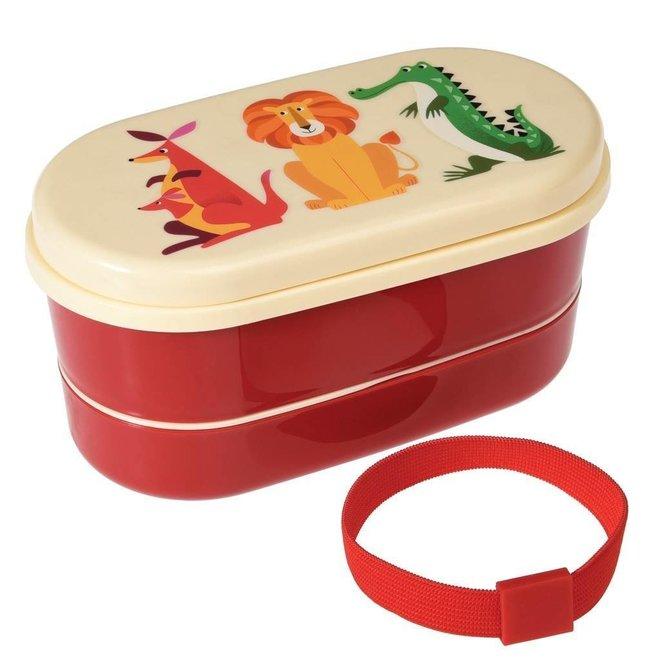 Brooddoos / Lunchbox bento Creatures | Rex.