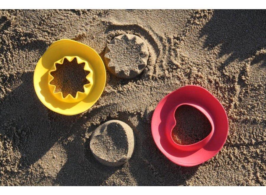 Magische Strand Vormpjes SunnyLove | Quut