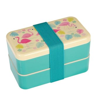 Rex Inter. Bento Box / Brooddoos XL Flamingo Bay | Rex Inter