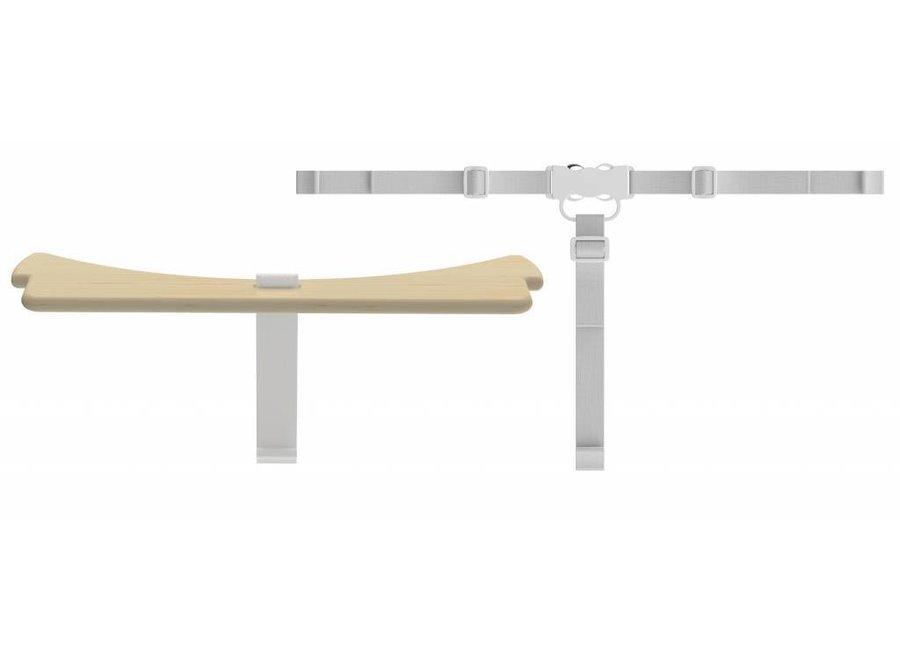 Veiligheidsbeugel met Veiligheidsriem voor Hoge Kinderstoel | Flexa