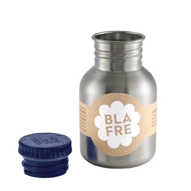 Stalen Drinkfles 300ml Donkerblauw | Blafre