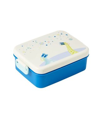 Rice Brooddoos / Lunchbox Universe Blauw | Rice