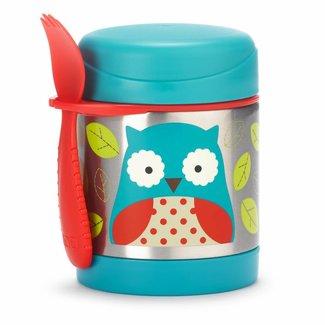 Skip Hop Thermos lunch beker / Food Jar - Uil | Skip Hop
