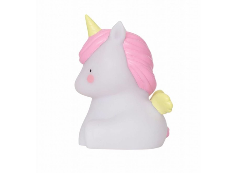 Mini Lampje Unicorn | A Little Lovely Company