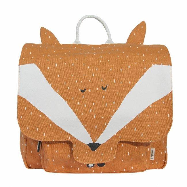 Kleuterboekentasje / Schooltasje Mr. Fox | Trixie Baby