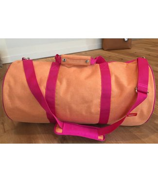 Bakker made with Love Tennisbag Groot Cordura Happy Orange | Bakker made with love