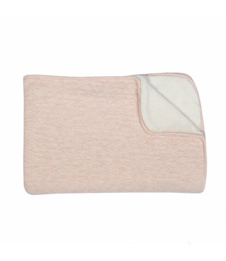 Trixie Baby Fleece dekentje (75 x 100 cm) Blush Rose | Trixie Baby