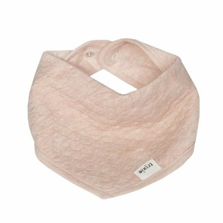 Trixie Baby Bandana Slab - Blush Rose | Trixie Baby